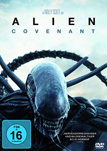 Alien: Covenant von 20th Century Fox Home Entertainment