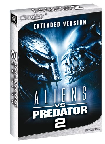 Aliens vs. Predator 2 - Century3 Cinedition (3 DVDs, Extended Version) von 20th Century Fox