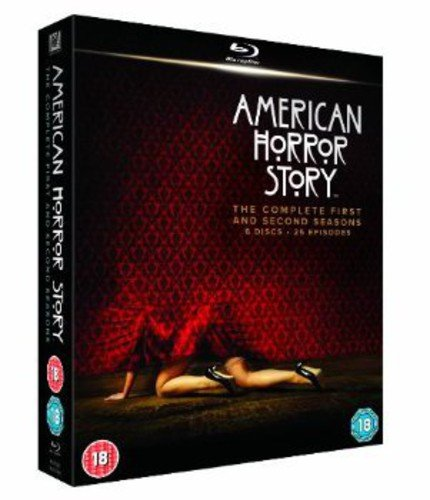American Horror Story: Season 1-2 [Blu-ray] [Import] von 20th Century Fox
