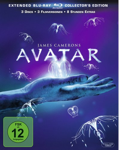 Avatar - Extended Edition [Blu-ray] [Collector's Edition] von 20th Century Fox