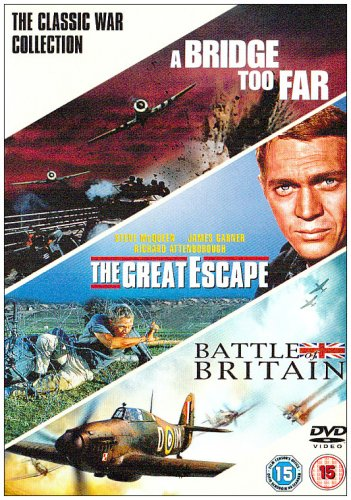 Classic War Triple Pack 1 - Bridge Too Far/the Great Escape [UK Import] von 20th Century Fox