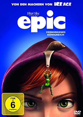 Epic - Verborgenes Königreich von Walt Disney Studios Home Entertainment