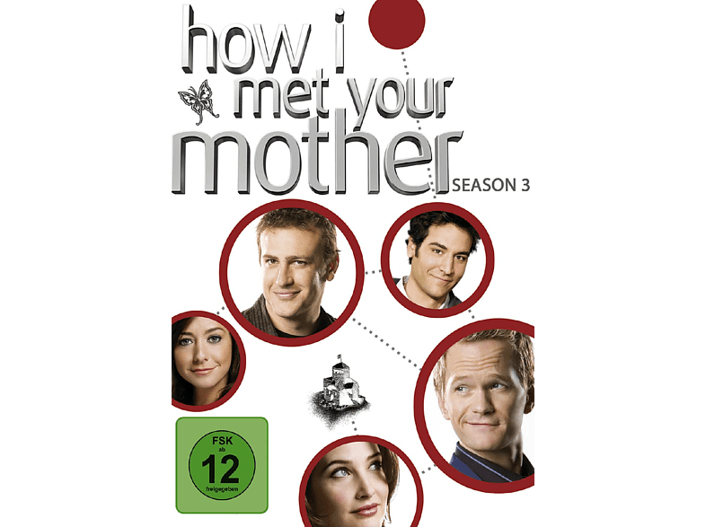 How I Met Your Mother - Staffel 3 [DVD] von FOX