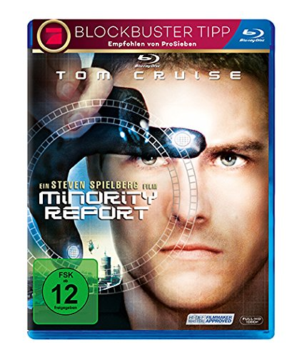 Minority Report [Blu-ray] von 20th Century Fox