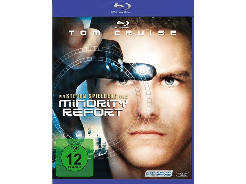 Minority Report [Blu-ray] von FOX