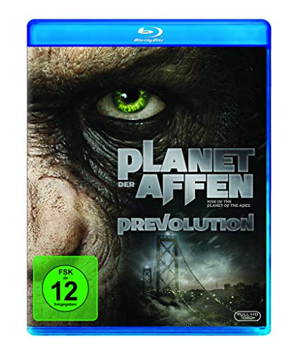 Planet der Affen: Prevolution [Blu-ray] von 20th Century Fox