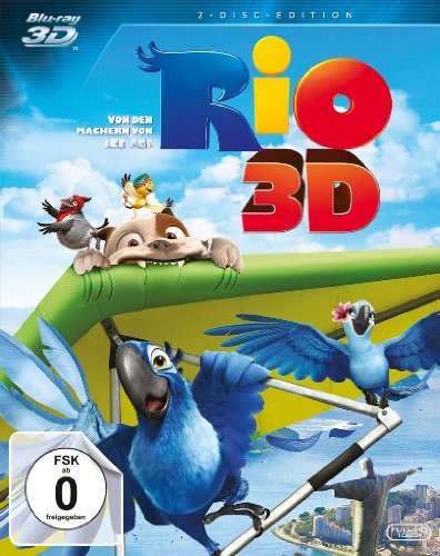 Rio  (+ Blu-ray) von 20th Century Fox