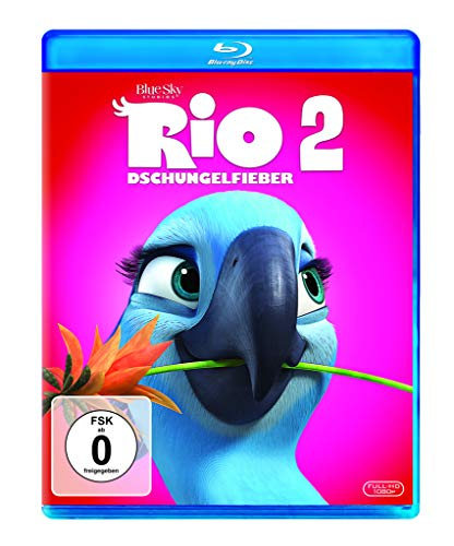 Rio 2 [Blu-ray] von Walt Disney Studios Home Entertainment