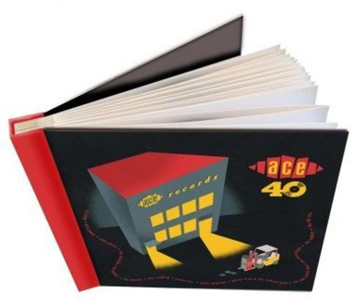 Ace 40-Ace Records 40th Anniversary Box Set [Vinyl Single] von ACE