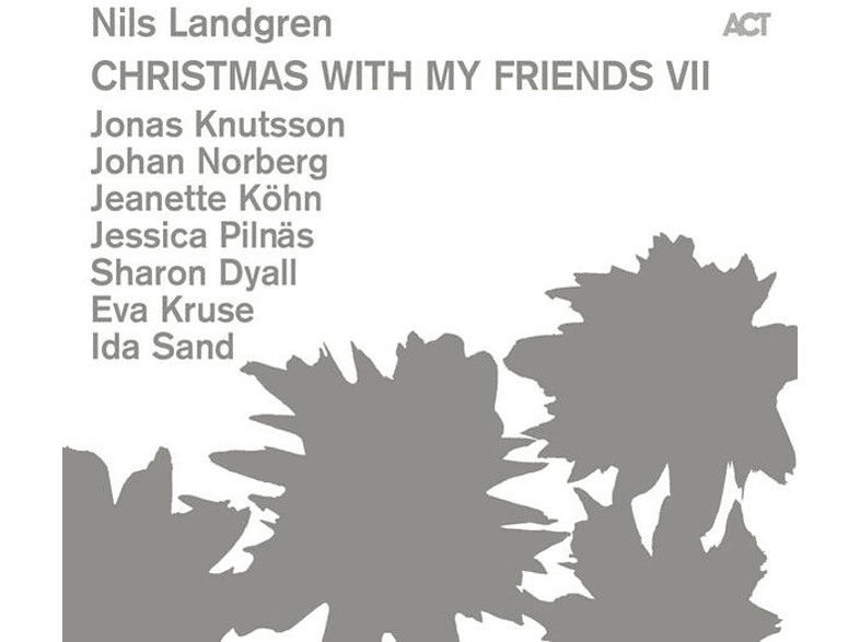 CHRISTMAS WITH MY FRIENDS VII Nils Landgren auf Vinyl online von ACT