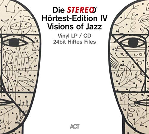 Stereo Hörtest Edition-Visions of Jazz [Vinyl LP] von ACT