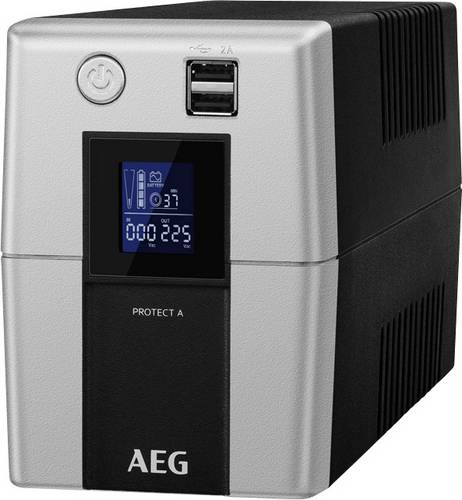 AEG Power Solutions PROTECT A 700 USV 700 VA von AEG Power Solutions