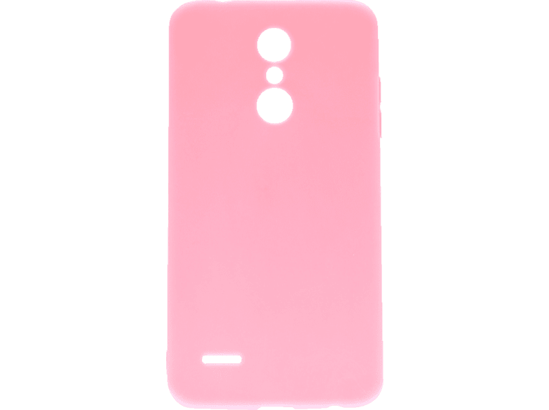 AGM 27475 Backcover LG K11 Thermoplastisches Polyurethan Pink von AGM