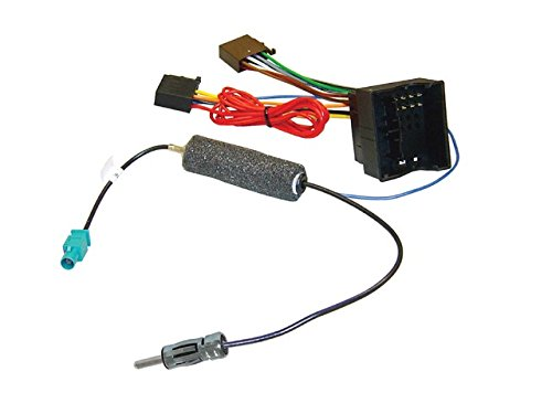AIV Autoradio Adapter Set - OpelAstra, Seat Altea, VW von AIV