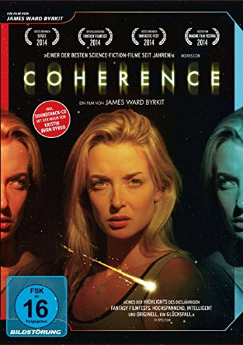 Coherence (Limited Special Edition-DVD+CD) von ALIVE AG