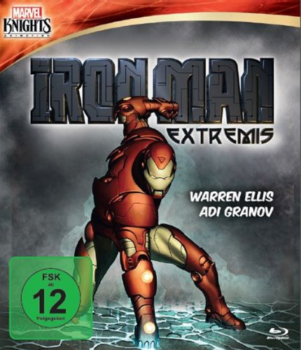 Iron Man: Extremis [Blu-ray] (Marvel Knights) von ALIVE AG