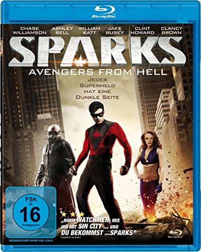 Sparks - The Origin of Ian Sparks [Blu-ray] von ALIVE AG