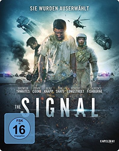 The Signal [Blu-ray] [Limited Edition] von ALIVE AG