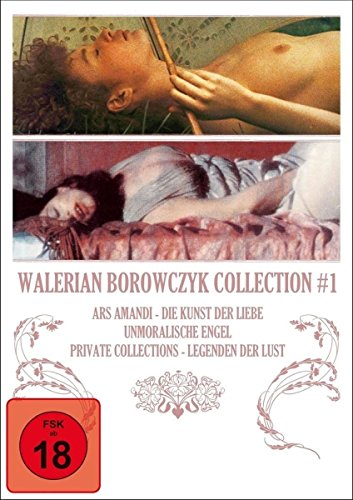 Walerian Borowczyk Collection [3 DVDs] von ALIVE AG