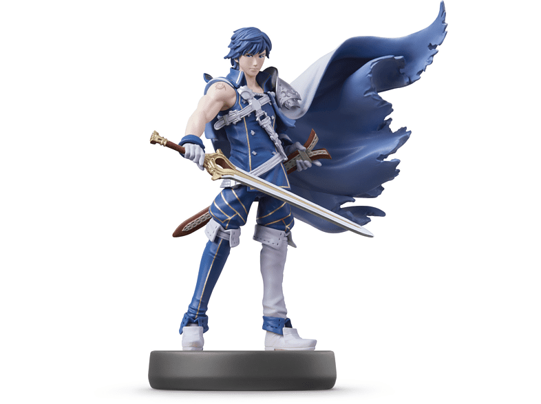 AMIIBO Chrom Super Smash Bros. Collection Amiibo-Figur von AMIIBO