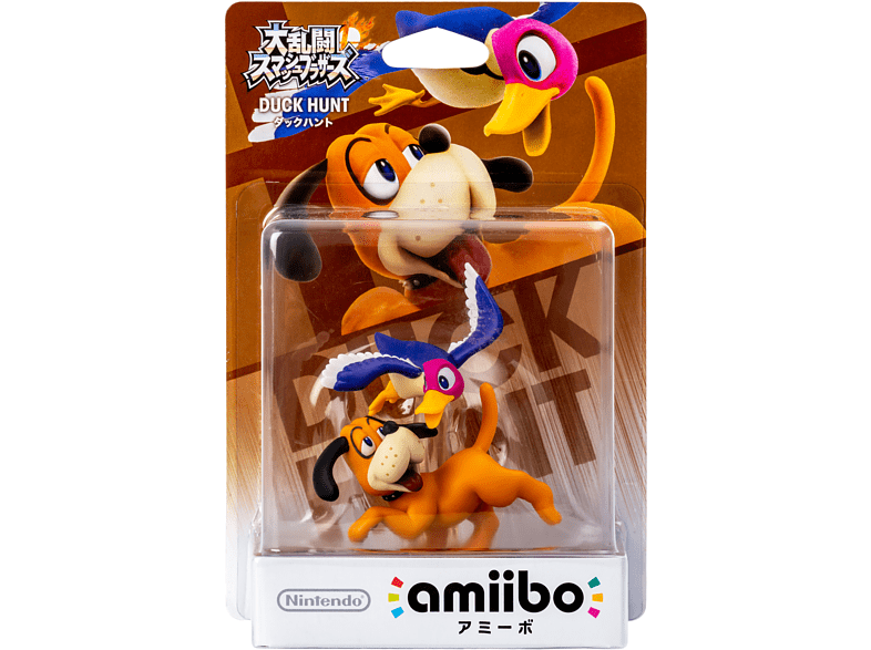 Amiibo Super Smash Bros. Duck Hunt von AMIIBO