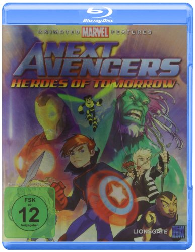 Next Avengers: Heroes of Tomorrow [Blu-ray] von ANIME