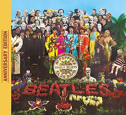 The Sgt.Pepper's Lonely Hearts Club Band (Anniv. Edition) von APPLE CORPS LTD