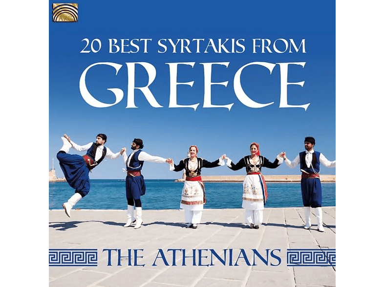 The Athenians - 20 Best Syrtakis from Greece [CD] von ARC MUSIC