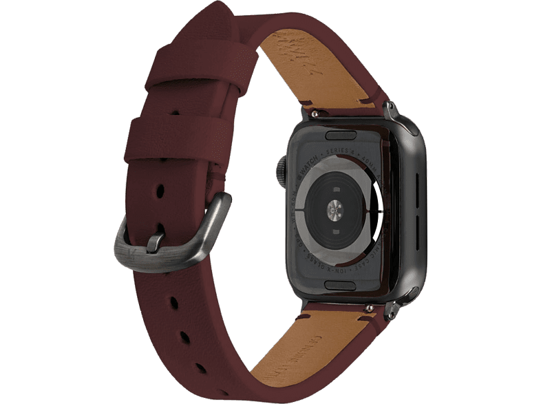 ARTWIZZ WatchBand Leather Ersatzarmband Brown Rose von ARTWIZZ
