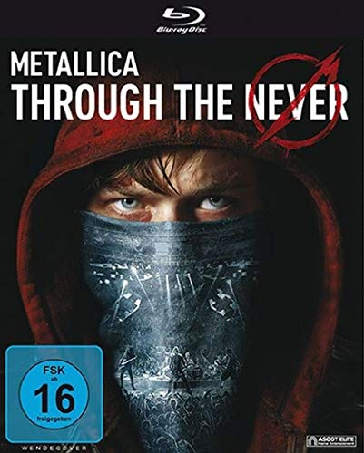 METALLICA - Through the Never [Blu-ray] von ASCOT ELITE Home Entertainment GmbH