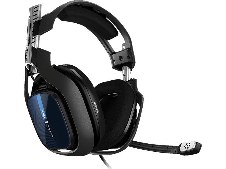 ASTRO GAMING A40 TR for PS4 Gaming Headset, Schwarz/Blau von ASTRO GAMING