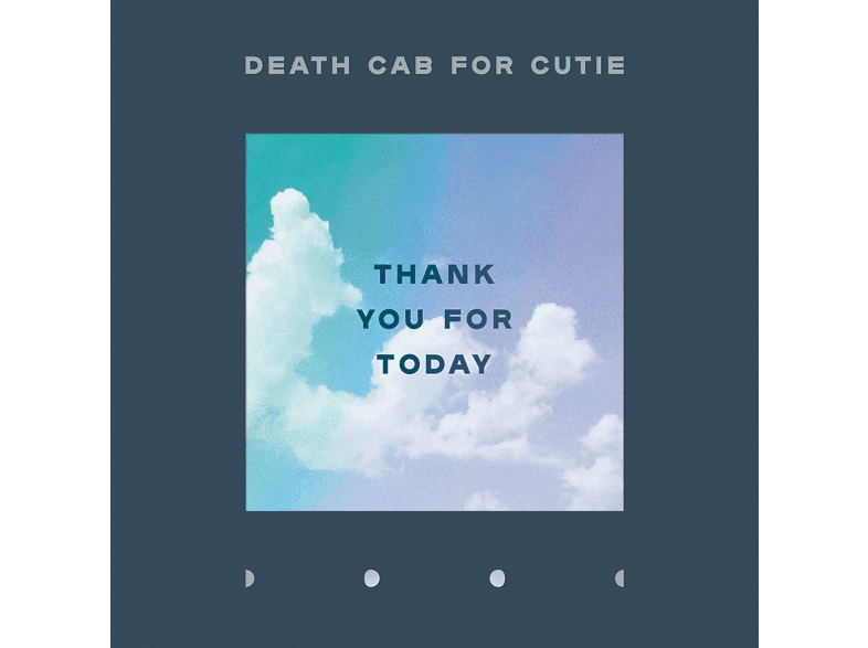 Death Cab For Cutie - Thank You for Today [Vinyl] von ATLANTIC