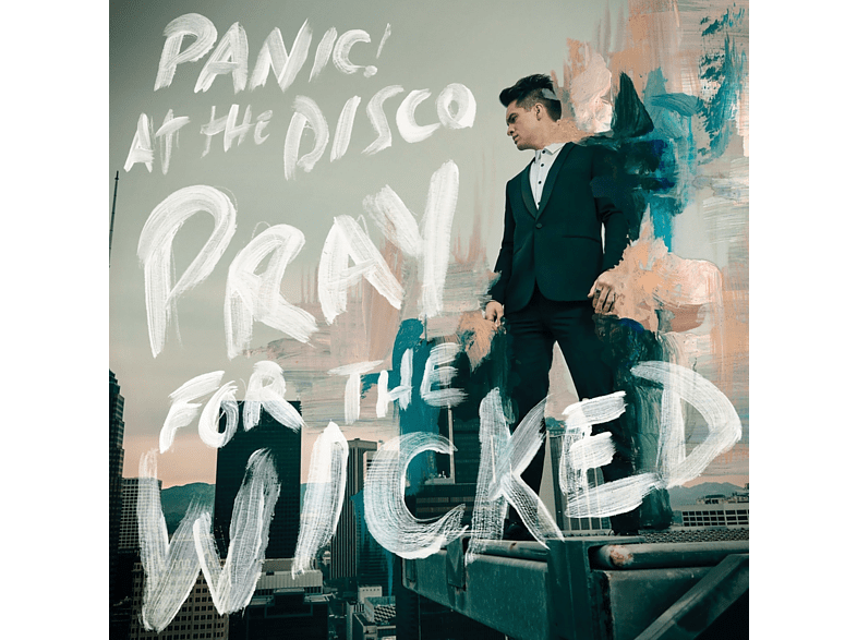 Panic! At The Disco - Pray For Wicked (CD) von ATLANTIC