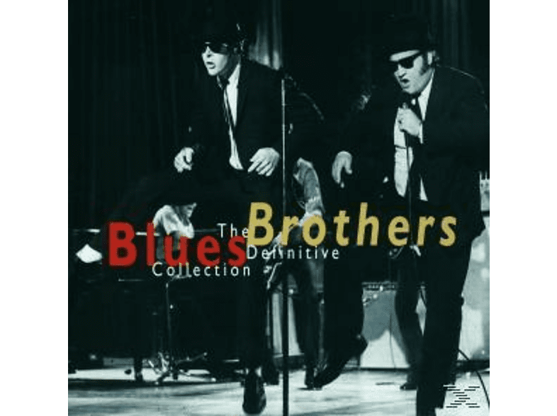 The Blues Brothers - THE DEFINITIVE COLLECTION [CD] von ATLANTIC