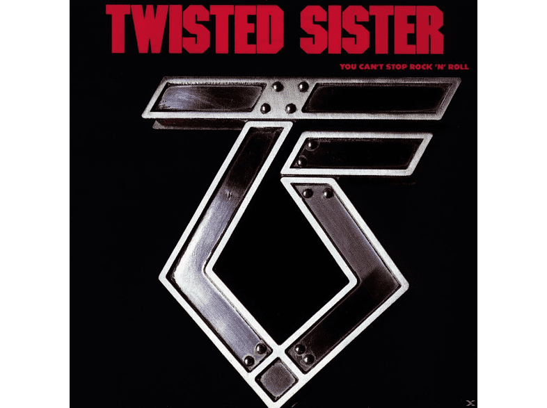 You Can't Stop Rock Twisted Sister auf CD online von ATLANTIC