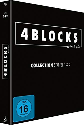 4 Blocks - Collection - Staffel 1+2 - [Blu-ray] - (Original Uncut Edition) von AV Visionen
