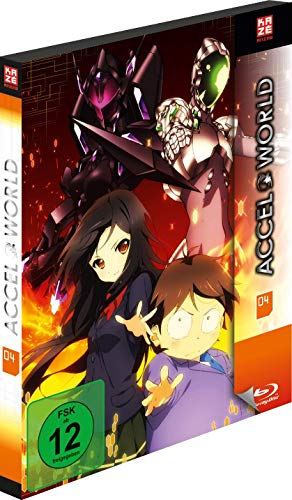 Accel World - Vol.4 - [Blu-ray] von AV Visionen