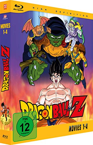 Dragonball Z - The Movies - Vol.1 - [Blu-ray] von AV Visionen