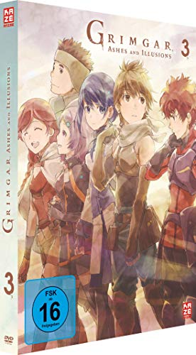 Grimgar, Ashes & Illusions - Vol.3 - [DVD] von AV Visionen