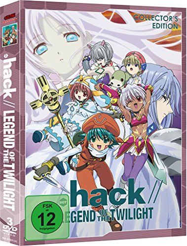 .hack//Legend of the Twilight - Gesamtausgabe - [DVD] von AV Visionen