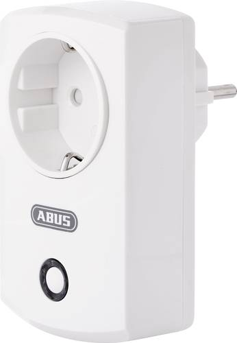 ABUS FUHA35000A Funk-Steckdose Smartvest, Smart Security World von Abus