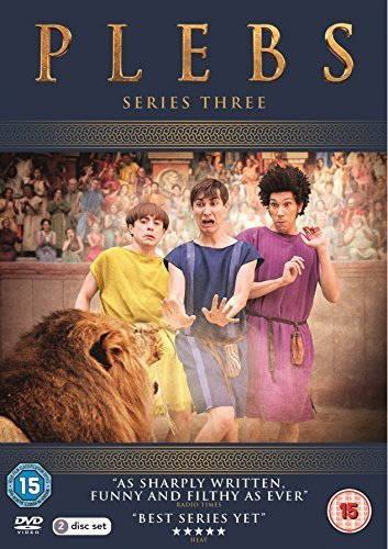 Plebs - Series Three [2 DVDs] [UK Import] von Acorn Media UK