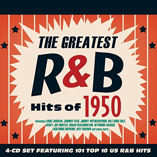 The Greatest R&B Hits of 1950 von Acrobat (Membran)