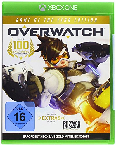Overwatch - Game of the Year Edition - [Xbox One] von Activision Blizzard Deutschland