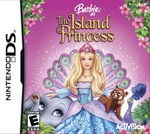 Barbie: Island Princess von Activision