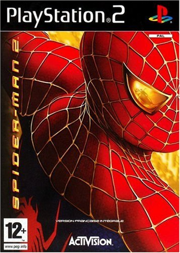 Spiderman 2 The Movie [FR Import] von Activision