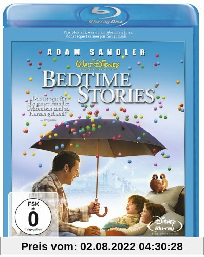 Bedtime Stories [Blu-ray] von Adam Shankman