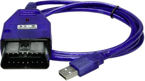Adapter Universe OBD II Interface OBD 2 II Interface VAG 7170 von Adapter Universe