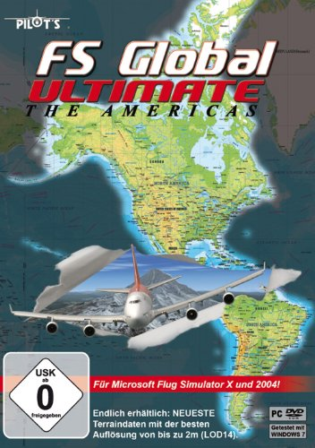 FS Global Ultimate - The Americas von Aerosoft