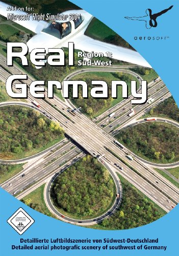 Real Germany 1 von Aerosoft